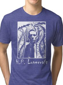 H.P. Lovecraft T-Shirt. Tri-blend T-Shirt