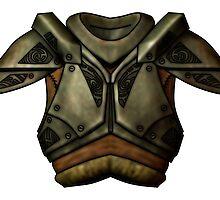 Skyrim Steel Armor by sansasnark