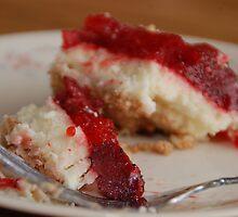 Strawberry Cheesecake by Vonnie Murfin