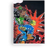 Super Thugg  Canvas Print