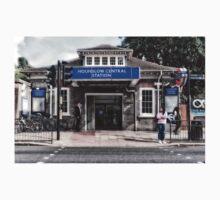 Hounslow Central Tube Station Kids Tee