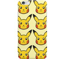 Pika Power iPhone Case/Skin