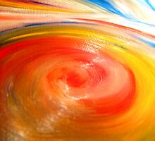 Paint Visuals - Vortex by Iva Penner