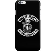 Sons Of Arkham iPhone Case/Skin