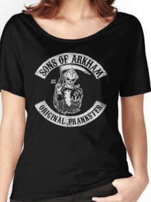 Sons Of Arkham Women's Relaxed Fit T-Shirt