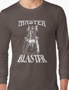 Master Blaster T-Shirt Long Sleeve T-Shirt