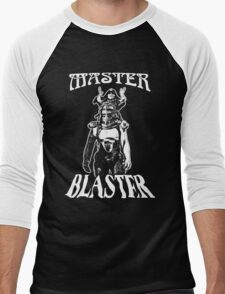 Master Blaster T-Shirt Men's Baseball ¾ T-Shirt