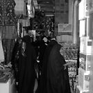 Mutrah Souk - the ladies by Susan  Bloss
