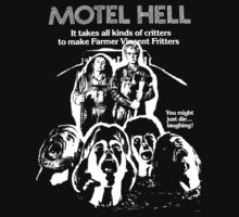 Motel Hell T-Shirt by kika28777
