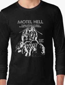 Motel Hell T-Shirt Long Sleeve T-Shirt