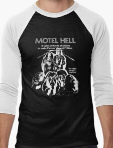 Motel Hell T-Shirt Men's Baseball ¾ T-Shirt