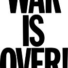 War is Over, if you want it - John Lennon by fearandclothing