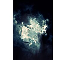 Cosmic Love Photographic Print