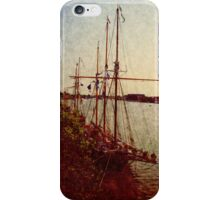 West Bank Tall Ships - Bay City - 2010 iPhone Case/Skin