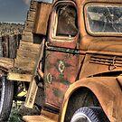 Rusty  by pdsfotoart