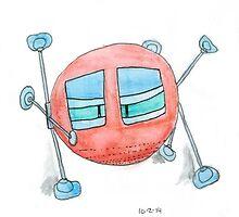 Monday Morning OJ Bot by Renee Rigdon