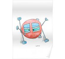 Monday Morning OJ Bot Poster