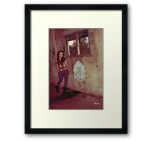 fashion and witchcraft.  Framed Print