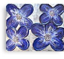 Flowers 1 Canvas Print