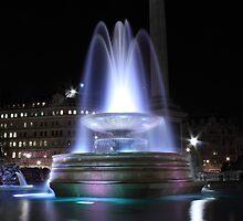 Trafalgar Square by Graham Ettridge