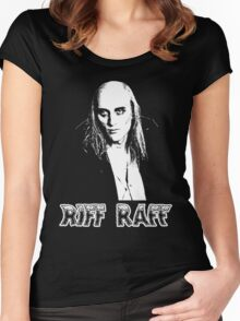 Riff Raff T-Shirt Women's Fitted Scoop T-Shirt