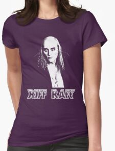 Riff Raff T-Shirt Womens Fitted T-Shirt