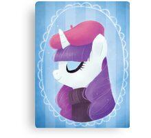 the pony everypony should know Canvas Print