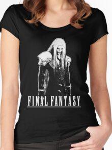 Sephiroth T-Shirt Women's Fitted Scoop T-Shirt