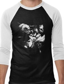 Silent Hill Nurses T-Shirt Men's Baseball ¾ T-Shirt