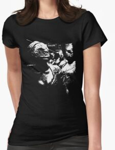 Silent Hill Nurses T-Shirt Womens Fitted T-Shirt
