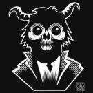 Monkey Demon by Rustyoldtown