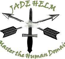 Jade Helm - Master The Human Domain by fearandclothing