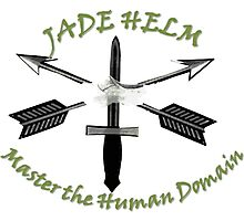 Jade Helm - Master The Human Domain Photographic Print