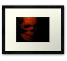 Skull  Factor Framed Print