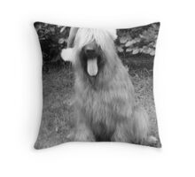 Dolly #3 Throw Pillow