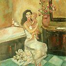 Helena's Art Gallery Calendar Year 2012--The Spirit of Women by Helena Bebirian