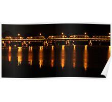 Nowra Bridge - The Shoalhaven Poster