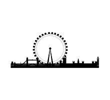 London Eye Panoramic by gunsart99