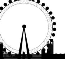 London Eye Panoramic Sticker