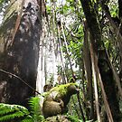 Tree Head by kayesem