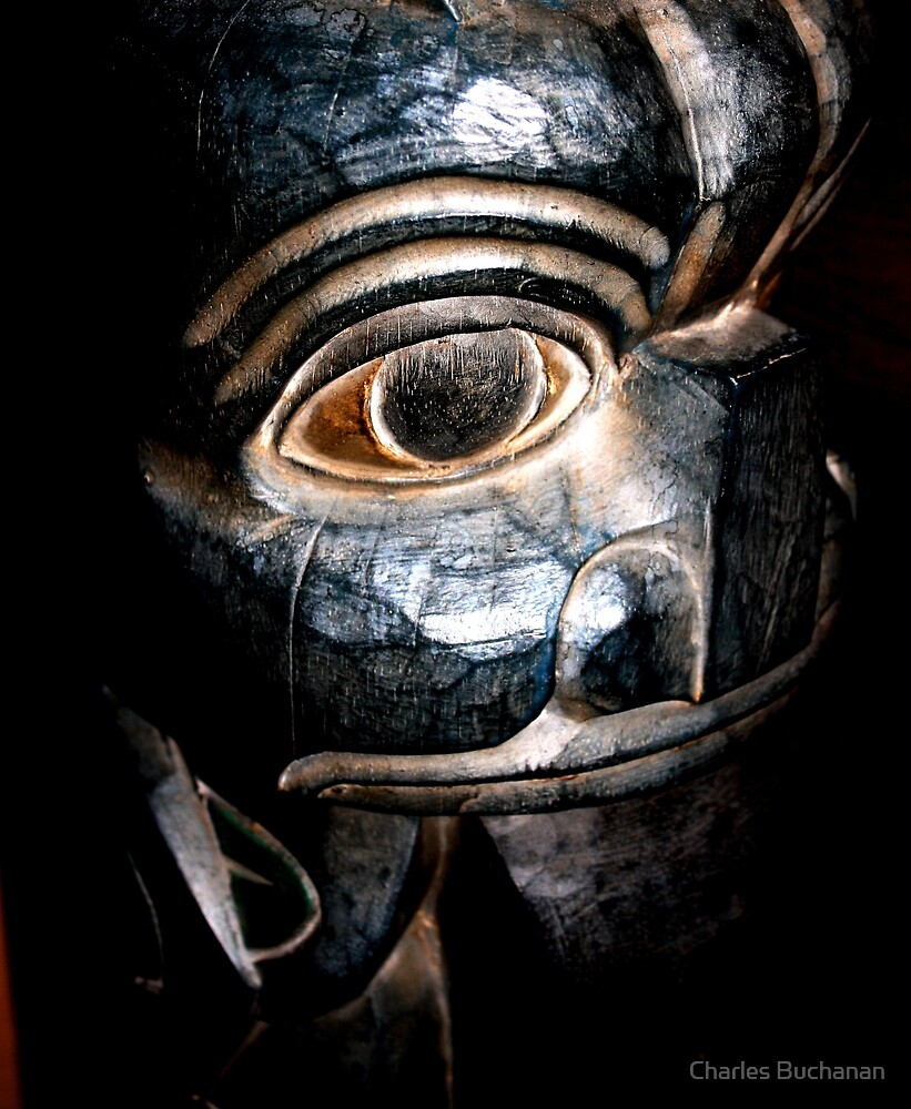 Dark Totem by Charles Buchanan