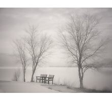 Okanagan Mist Photographic Print