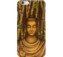 Stillness speaks. iPhone Case/Skin