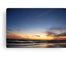 Gulf Coast Canvas Print