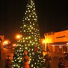 Christmas in Milton, Fla. by Bill Gamblin