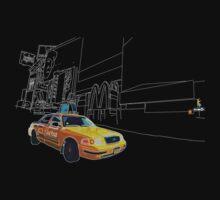 Fashion (by Austral Monkey) • NYC Taxi by AustralMonkey