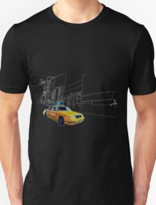 Fashion (by Austral Monkey) • NYC Taxi T-Shirt