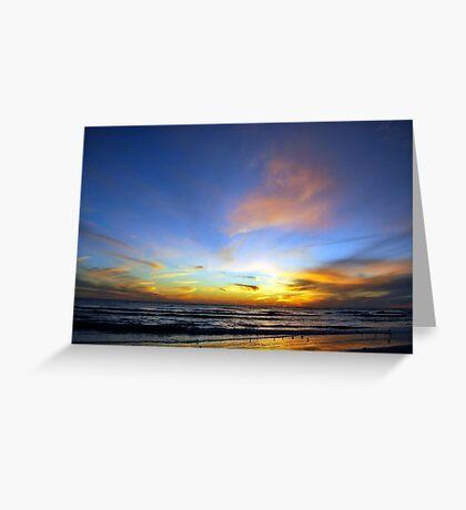Bright Skies Greeting Card