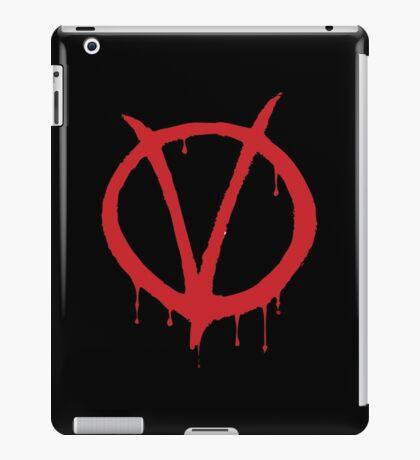 V for Vendetta - Alan Moore iPad Case/Skin