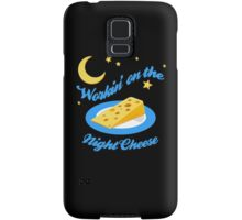Night Cheese Samsung Galaxy Case/Skin
